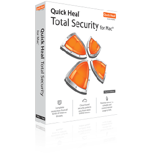 Total Security per Mac Quick Heal