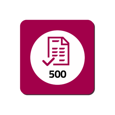 500 Fatture Elettroniche