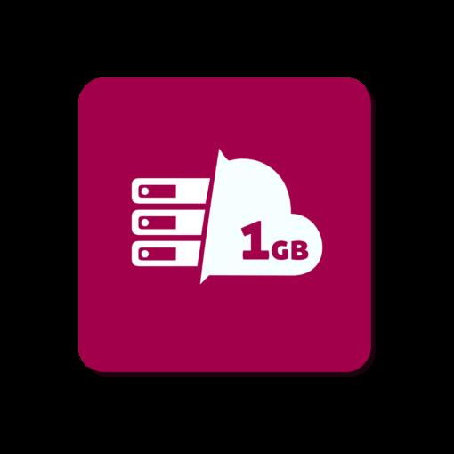 Hosting Certificato 1 GB